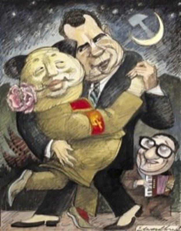 Nixon S Travel To China