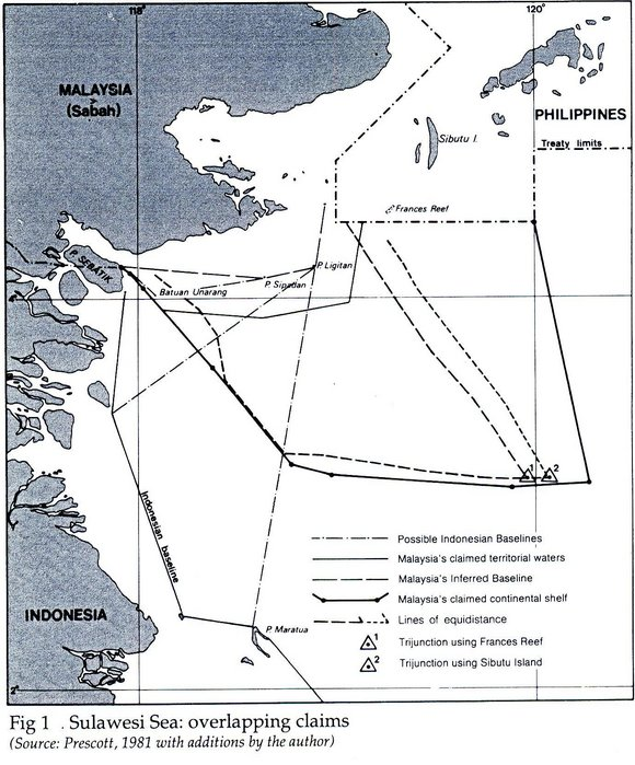 Territorial Sea Baseline