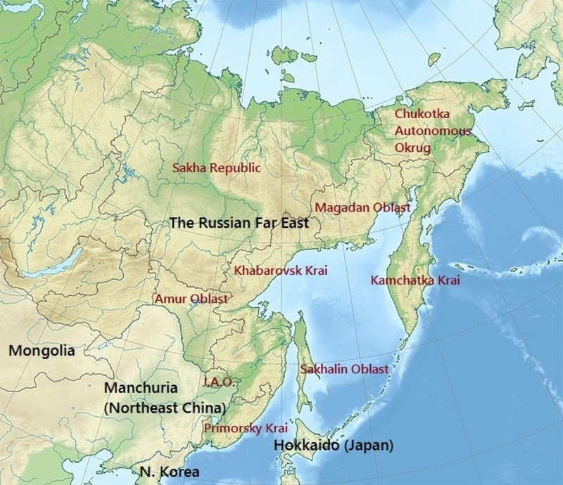 Worksheet. Northeast Eurasia as Historical Center Exploration of a Joint