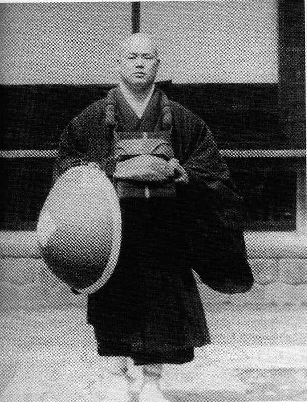 Zen as a Cult of Death in the Wartime Writings of D. T. Suzuki 5-Nakajima_as_Zen_priest