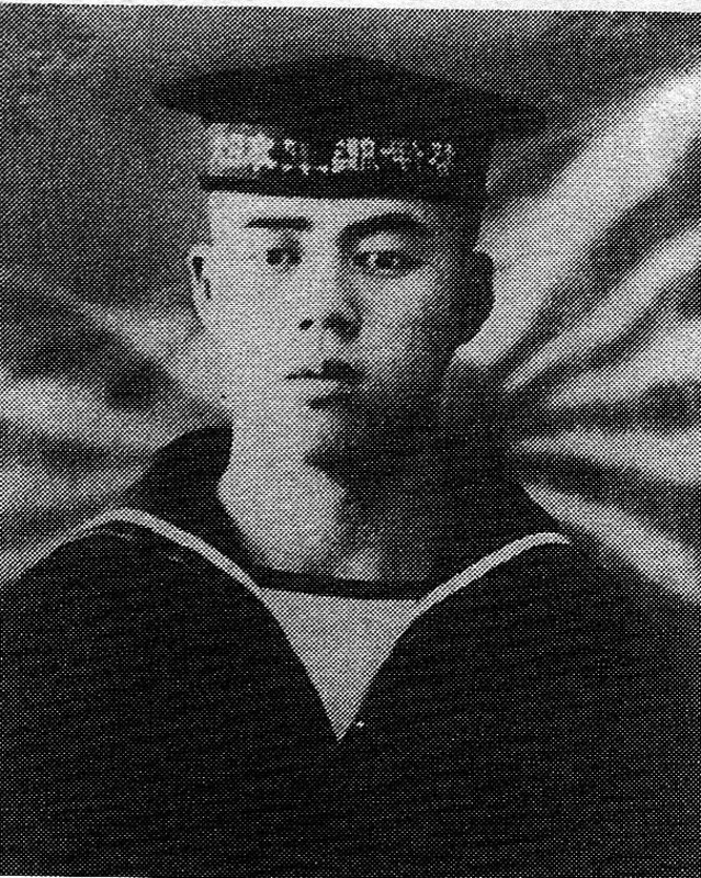 Zen as a Cult of Death in the Wartime Writings of D. T. Suzuki 6-Nakajima_as_Sailor