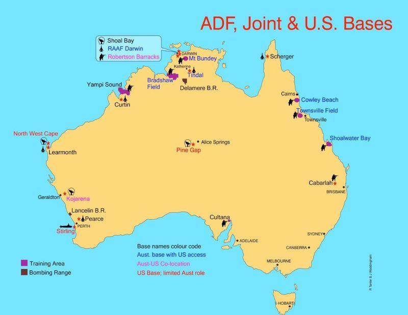 The US Military Presence in Australia The AsiaPacific Pivot