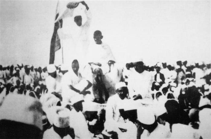 Gandhi satyagraha essay