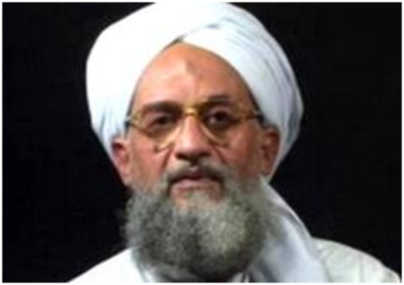 Photo of Ayman al-Zawahiri