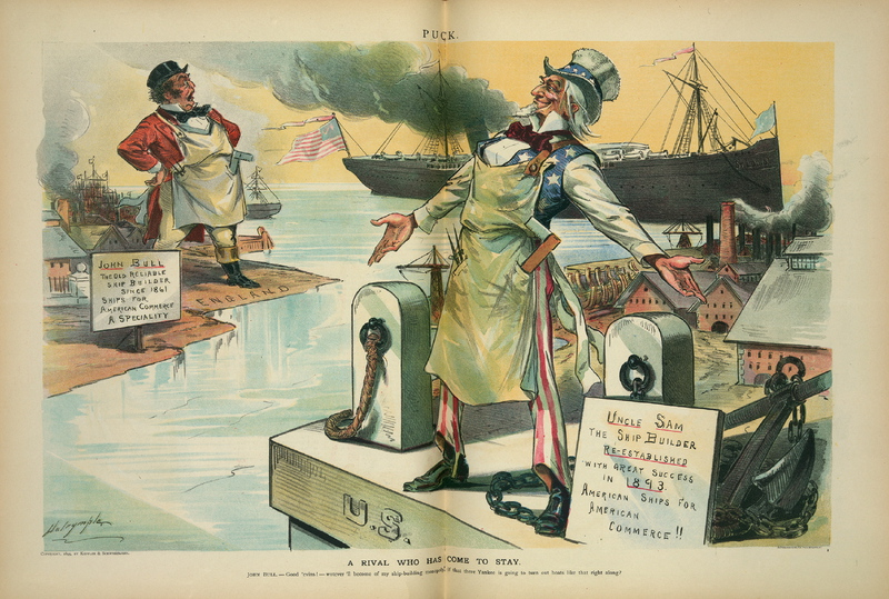 American expansion in the 19th century essay