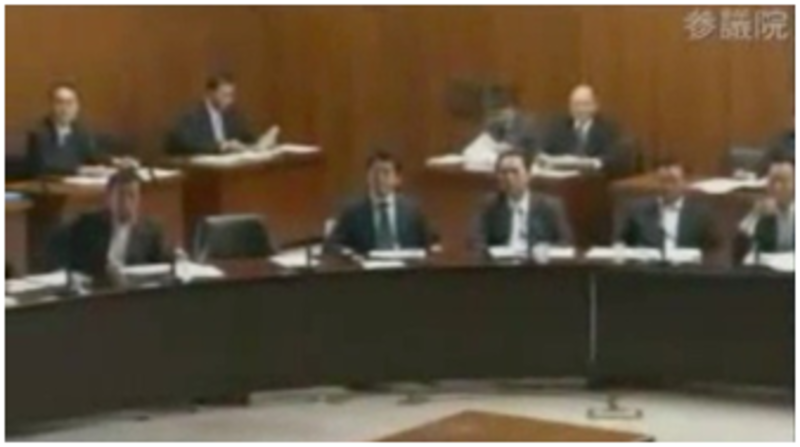 govt officials listen to koide - The Truth About Nuclear Power: