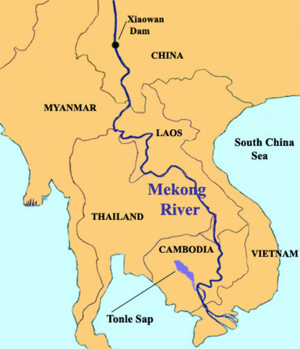 Khmerization: The Mekong River Under Threat
