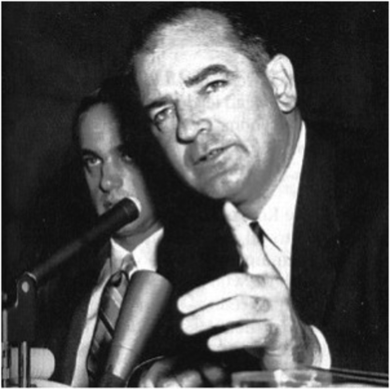 An overview of the presidency of joseph mccarthy