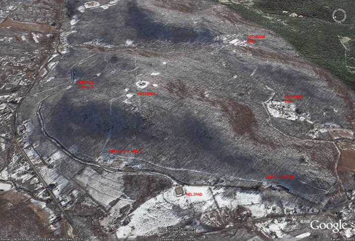Site R, Raven Rock Complex