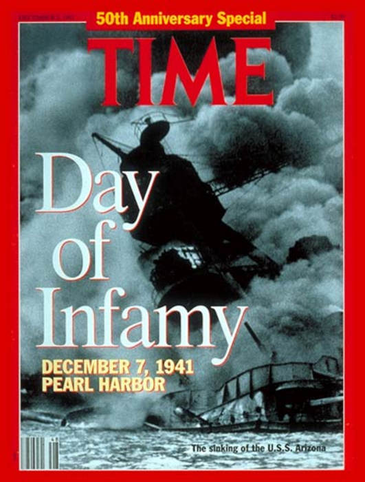 day of infamy pearl harbor report On 7 december 1941, japanese forces launched a surprise attack on the united states naval base at pearl harbor in hawaii the attack shocked america and propelled the nation into the second world war we look back and ask why a day of infamy.