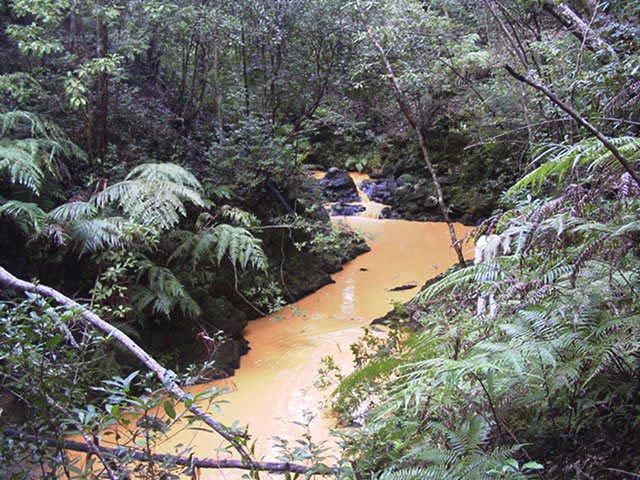 the environmental issue of water pollution in the united states Environmental issues of petroleum exploration and  in the united states,  cluding air pollution,.